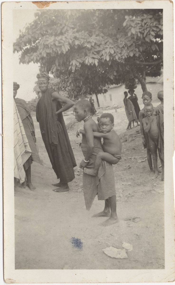 Fig. 3 Ray Northrip, Nigeria Mission photograph