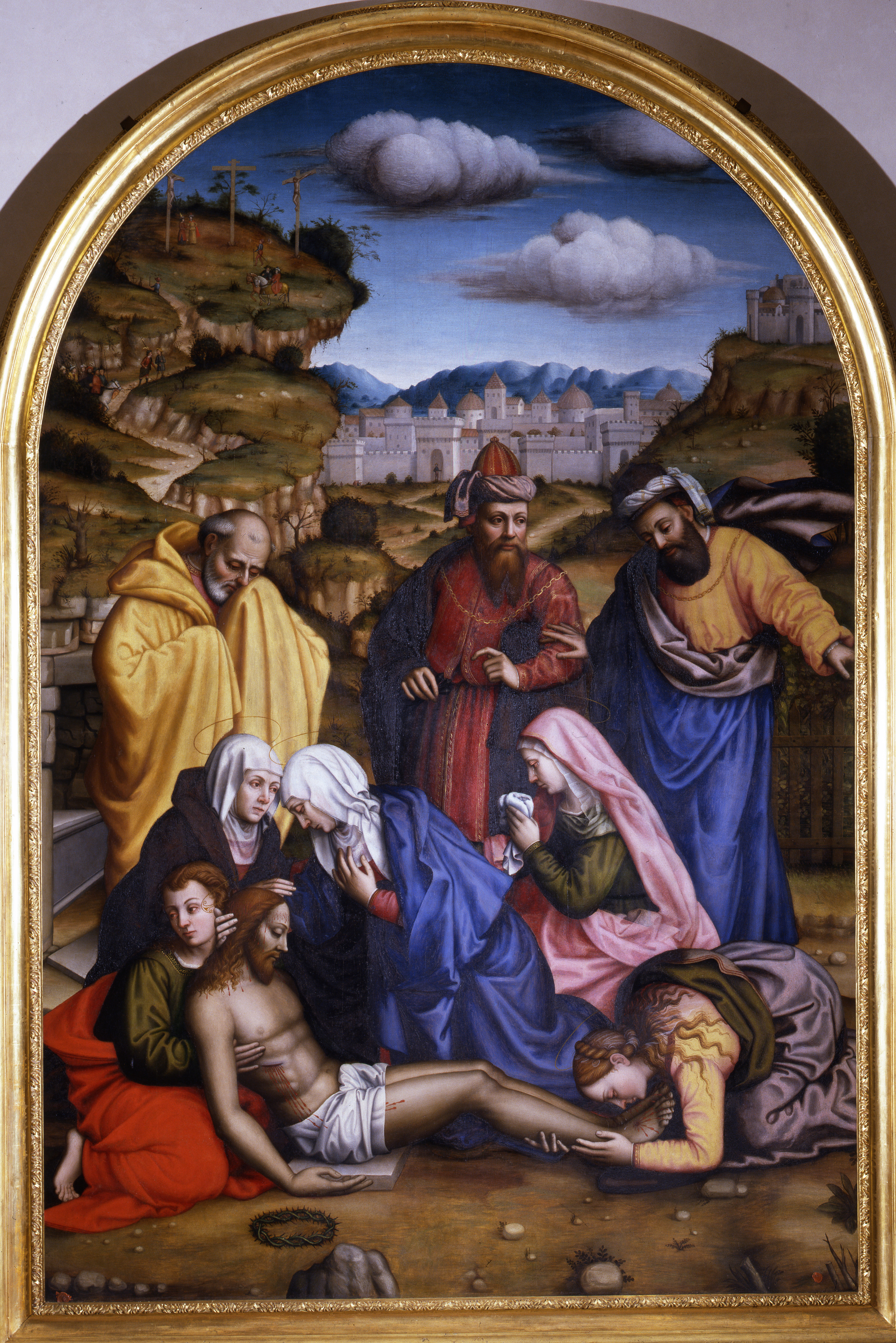 group project renaissance paintings essay Andrew dickson follows the progress of the renaissance through  great pan- european flowering in art, architecture, literature, science, music,.