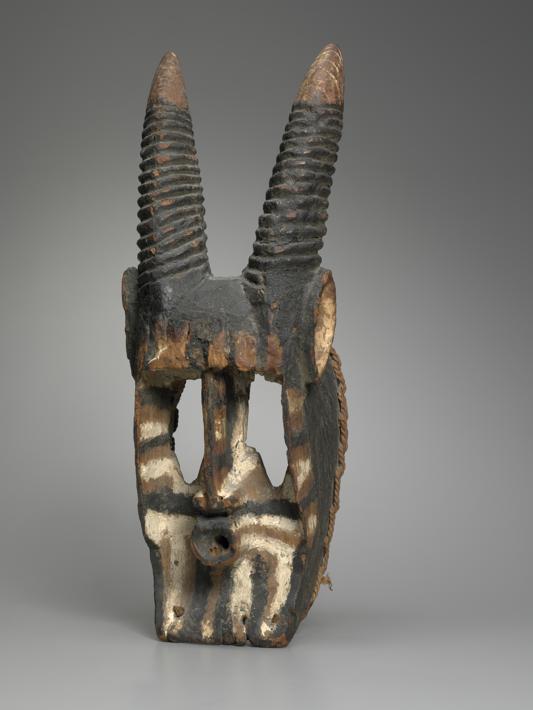 Dogon Culture, Mask representing an antelope (Walu), 19th century