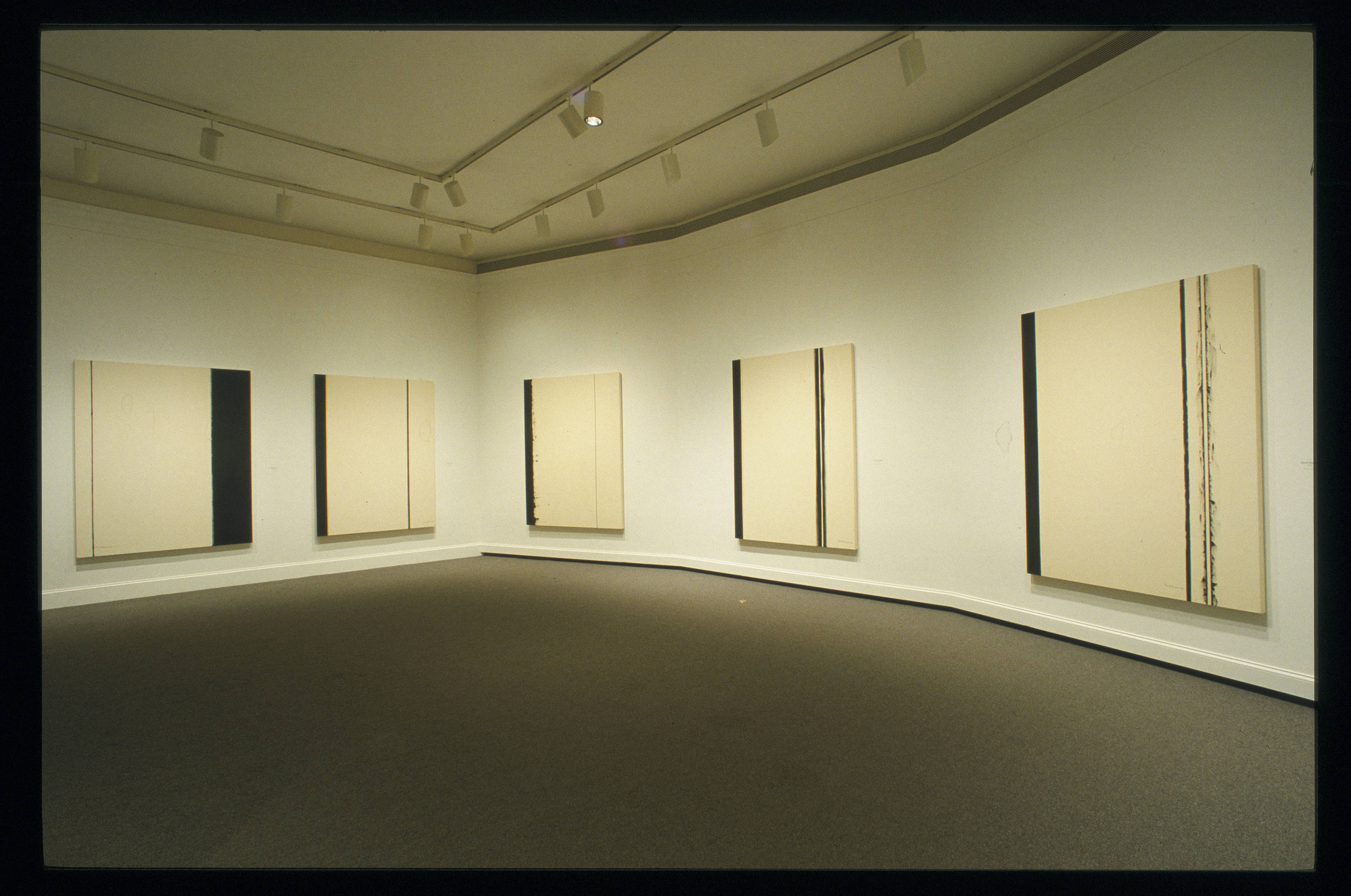 Barnett Newman, The Stations of the Cross: Lema Sabachtani, 1958-1966