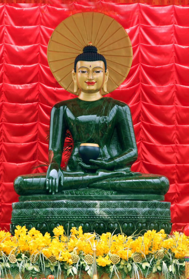 The Jade Buddha for Universal Peace, 2009