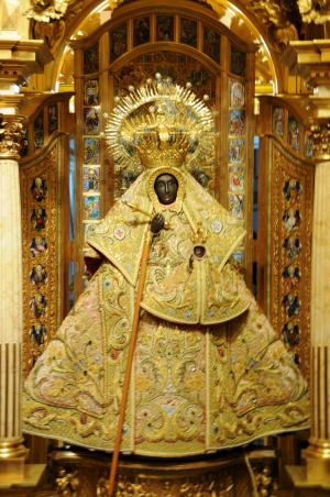 The Virgin Of Guadalupe Extremadura Spain Mavcor