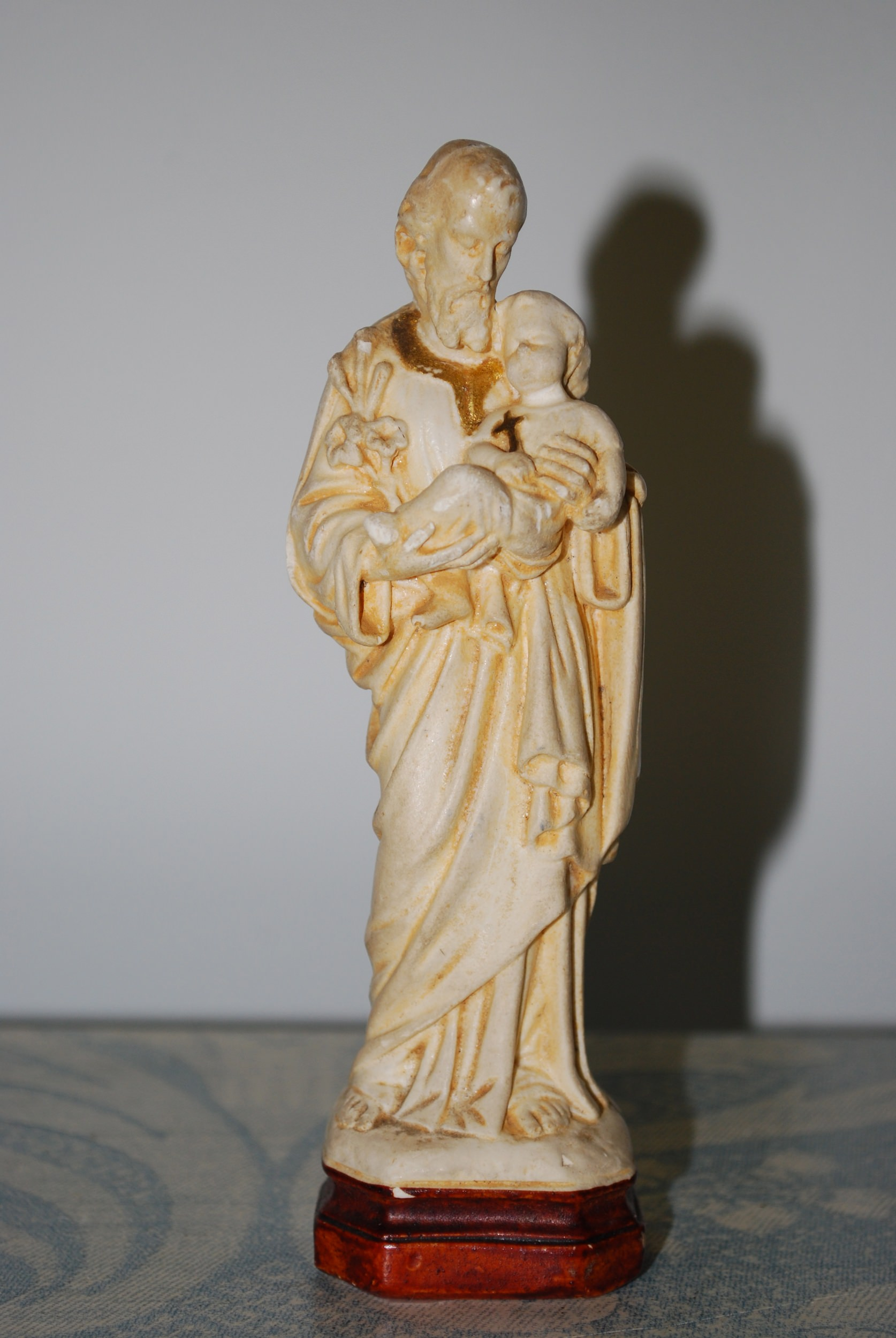 Fig. 3 St. Joseph with small Child Jesus, early 20th century