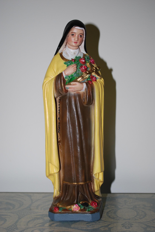 Fig. 2 Saint Thérèse of Lisieux, 1960s