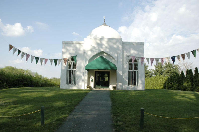 Fig. 7 Mazar of Bawa Muhaiyaddeen, Chester County, PA