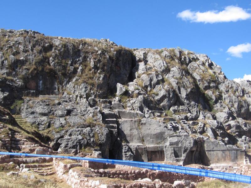 Fig. 20 Amarumarcahuasi, near Cuzco, ca. 13th-15th centuries CE